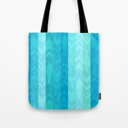 Upstream Downstream Tote Bag