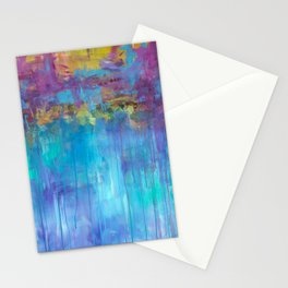 Agapanthus Roots Stationery Cards