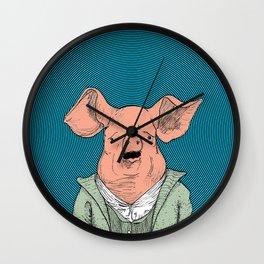 Hypnotic Og Wall Clock