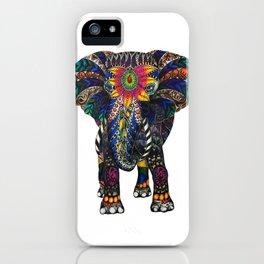 Spiritual Elephant iPhone Case