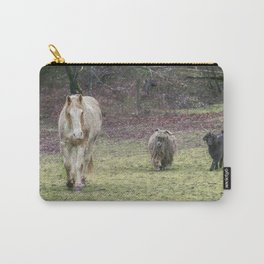 Tripper and The Goats Carry-All Pouch