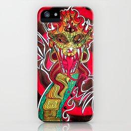 Soul Dragon iPhone Case