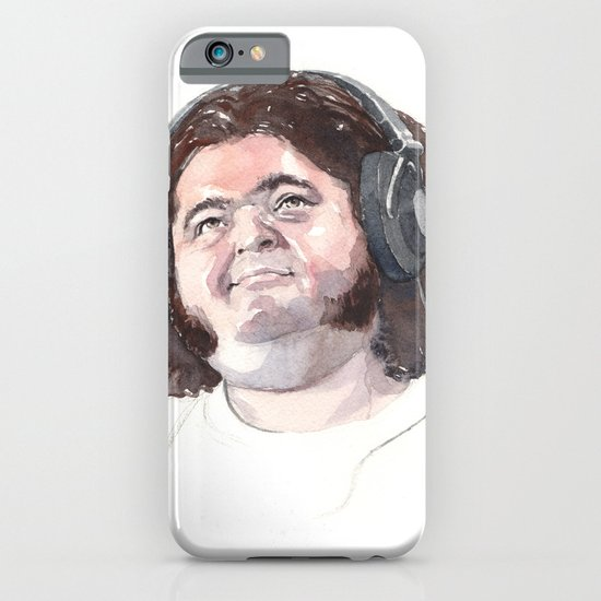 Jorge Garcia (Hurley) iPhone & iPod Case