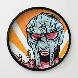 PINK PROPHET: DOOM Wall Clock