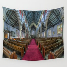 Faith Of Our Fathers  Wall Tapestry