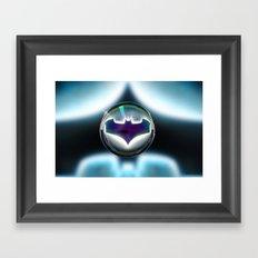 Drops of Superhero #1... Framed Art Print