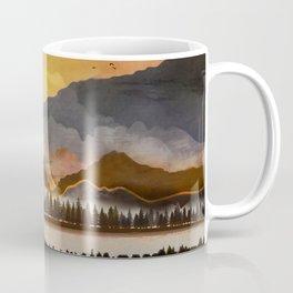 Pure Wilderness at Dusk Coffee Mug
