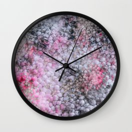 What's poppin Wall Clock