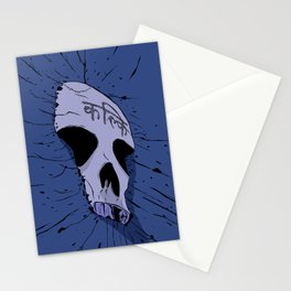 Epic Air Battle Stationery Cards