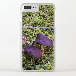 A Little Nature Clear iPhone Case
