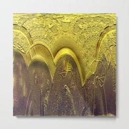 Symphonic field Metal Print