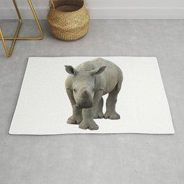 Baby Rhino Rug
