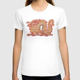 Old China Dragon T-shirt