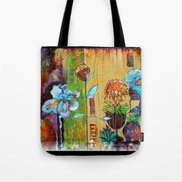 Santa Fe Garden Tote Bag