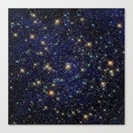 Standout Stars Canvas Print