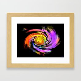 Abstract Perfection 26 Framed Art Print