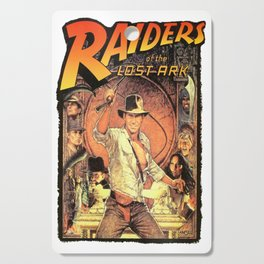 Raiders of the Lost Ark Cutting Board