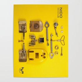 Break up a NIDO Poster