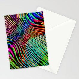 Vague Colorée Stationery Cards