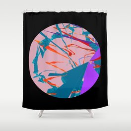 Gesture Collector Shower Curtain