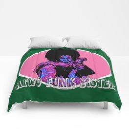 Spirals - Afro Funk Sister Comforters