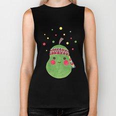 Hippie Pear Biker Tank
