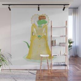 Queen Elizardbeth I Wall Mural