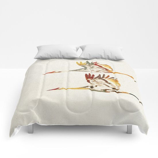 Due Uccelli Comforters