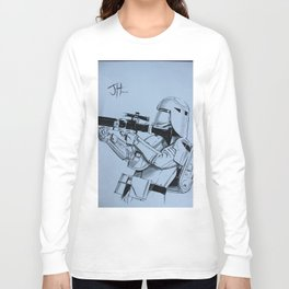 Snowtrooper (Force Awakens) Long Sleeve T-shirt