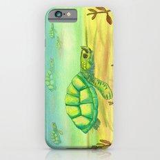 Myanmar River Turtle Slim Case iPhone 6s