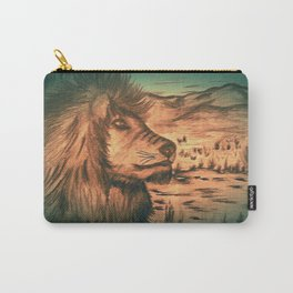 King of the jungle - Dusk Carry-All Pouch