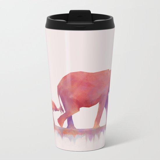 Colors to Life Metal Travel Mug