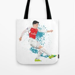 Hector Bellerín - Arsenal FC Tote Bag