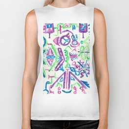 A Shift In Consciousness Biker Tank