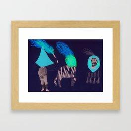 +++ A N I M A L S +++ Framed Art Print