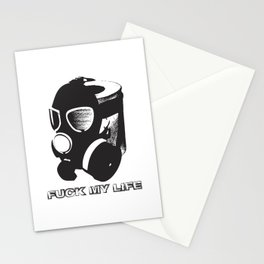 I DARE YOU TO COMPLAIN ABOUT YOUR JOB Stationery Cards