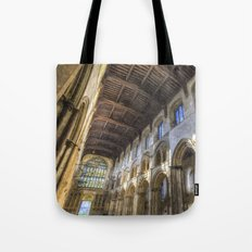 Rochester Cathedral Art Tote Bag