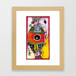 The Jack Man Framed Art Print