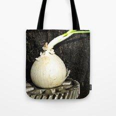 Mechanical Organical Tote Bag