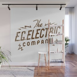 The EG Electric Company Wall Mural