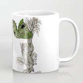 Cameleon Toe Coffee Mug