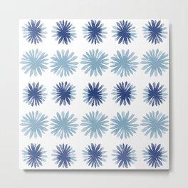 Daisy Blues Metal Print