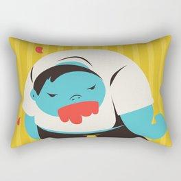 Zombie Dave Rectangular Pillow
