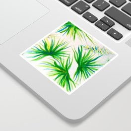 Breezy Palms Sticker