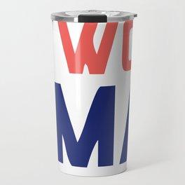 Women March On Washington 2017 Official Travel Mug