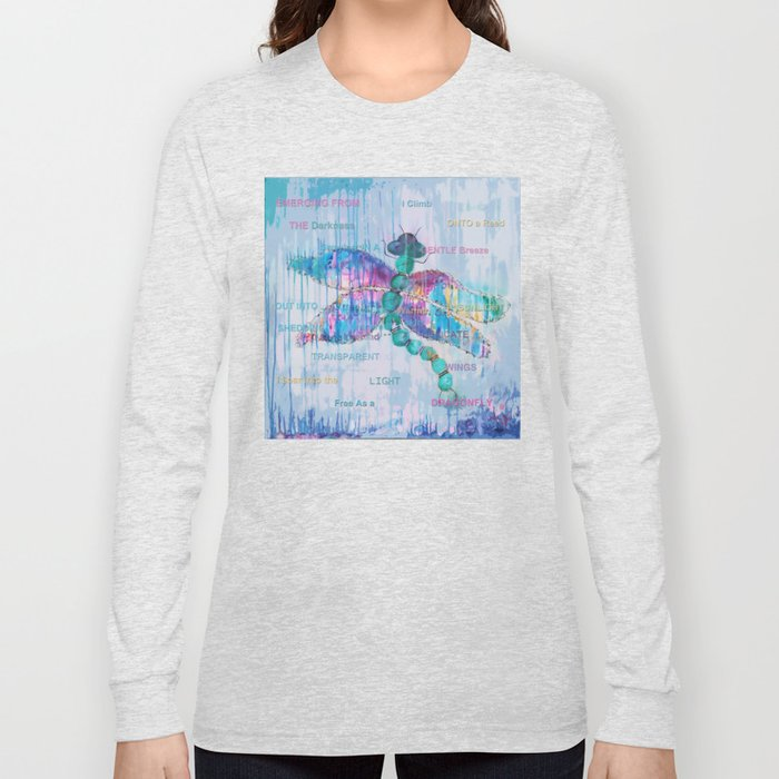 Journey of the Dragonfly Long Sleeve T-shirt