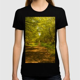 Woodland Views. T-shirt