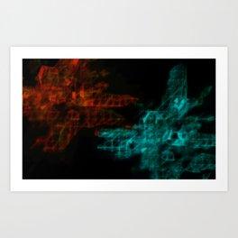 Fuerza II Art Print