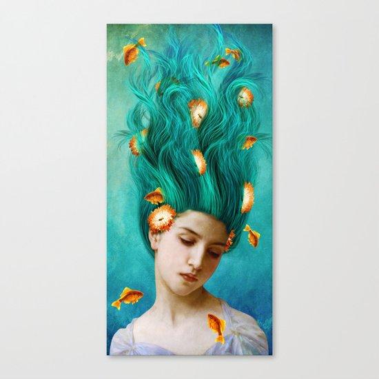 Sweet Allure Canvas Print