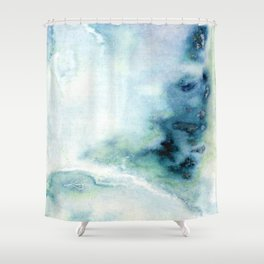 Into The Mystic No. 67 by Kathy Morton Stanion Shower Curtain